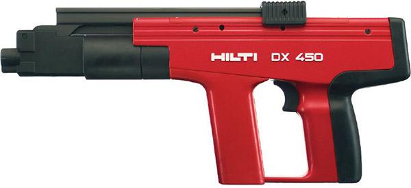 Hilti DX 450 Push Rod