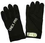 Pair of black Unex Pro Mechanic's Gloves