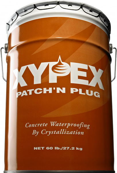 Xypex Patch N Plug Pail
