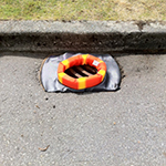 BMP Supplies Catch Basin Donut, CBD0001