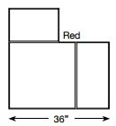 Brickform Ashlar Cut Stamp Without Insert (Red)