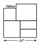 Brickform Rough Cut Ashlar Yellow Stamp