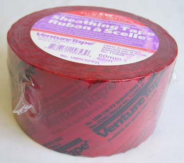 Sheathing Tape Red 2.5""