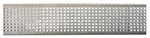 ACO 410Q Perforated Galvanized Grate