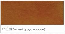 Brickform E-Stain Sunset