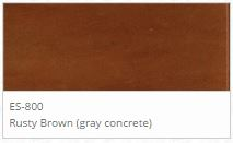 Brickform E-Stain Rusty Brown