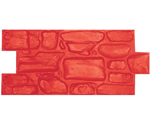 Brickform English Field Stone Mat