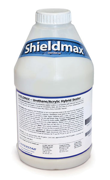 Interstar Pigments Shieldmax Sealer, 10L