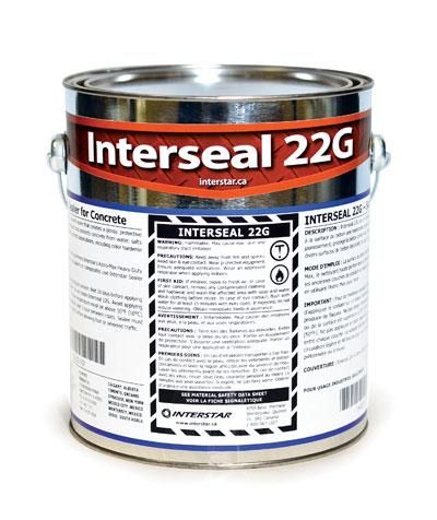 Interstar Pigments Interseal 22G Sealer, 5 Gallon