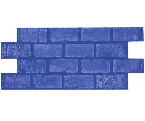 Brickform Running Bond Used Brick Mat