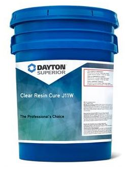 Clear Resin Cure J11W 5 Gallon / 19 Liter