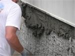 Target Products' Vertical Overhead Repair Mortar