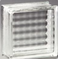 "Pittsburgh Corning Glass Block Argus, 12""x12""x4"""