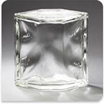 "Pittsburgh Corning Glass Block Hedron Decora, 6"" Corner"