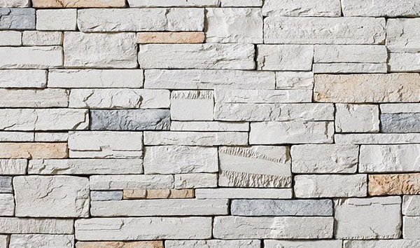 Cultured Stone Country Ledge, White Oak BBC