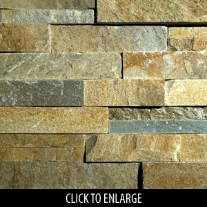 ErthCoverings 3D Sydney Yellow 14F Stone