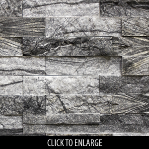 ErthCoverings 3D Gray Wolf 60F Stone