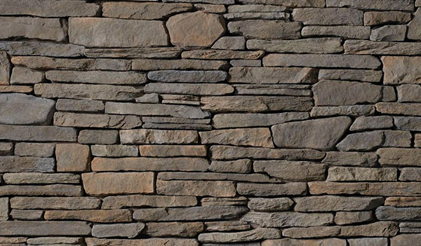 Cultured Stone Southern Ledgestone- Hudson Bay