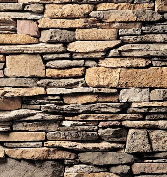 Cultured Stone Southern Ledgestone- Rustic