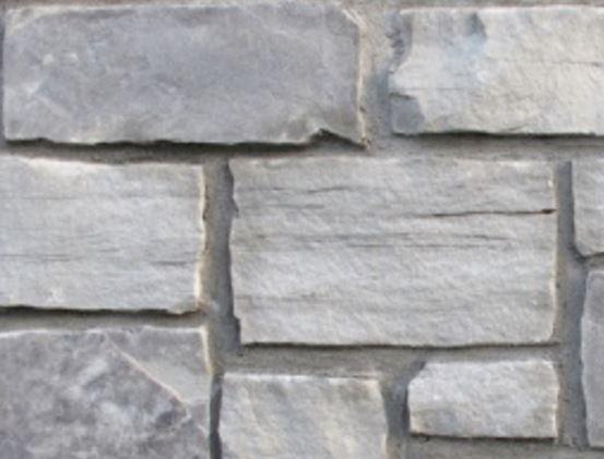 Rock-It Natural Stone Thin Veneer Flat, Black Horse