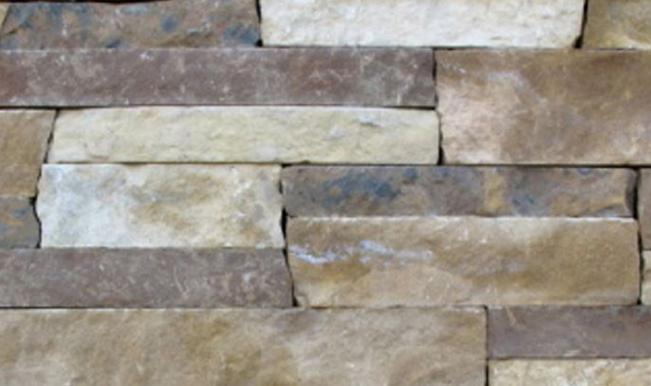 Rock-It Natural Stone Thin Veneer Corner, Canella
