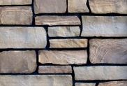 Rock-It Natural Stone Thin Veneer Corner, Wildhorse Swirl