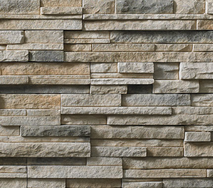 Pro-Fit® Alpine Ledgestone - Summit Peak