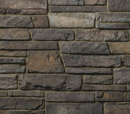 Cultured Stone Umber Creek Country Ledgestone
