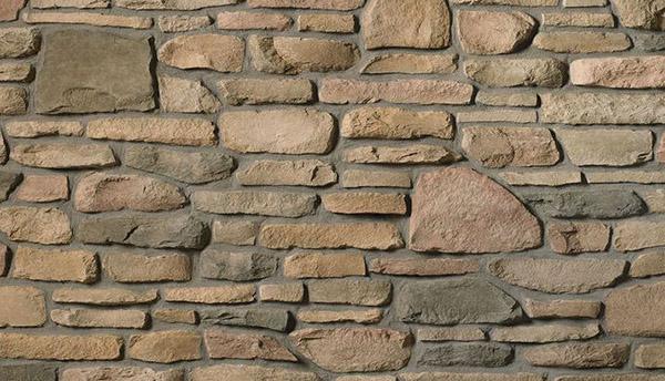 Cultured Stone Del Mare Ledge Sangria