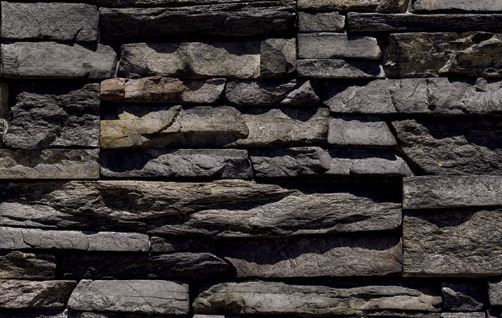 I-XL Masonry Stacked Stone Black River