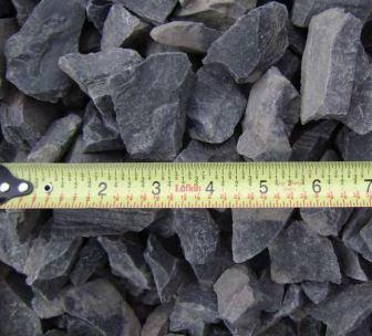 Thunderstone Quarries Crush Black 40 mm