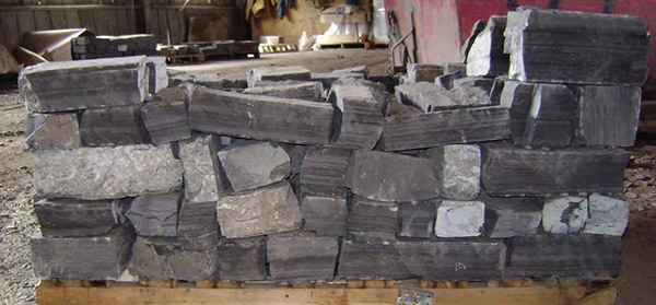 """Thunderstone Black Rundle 4"""" Cut Bed"""