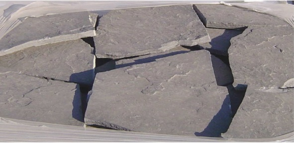Thunderstone Quarries Brown Rundle Flagstone