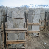 Oakley Valley Stone Silver Quartzite Flagstone
