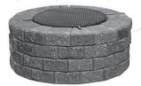 Expocrete StackStone Fire Pit Charcoal