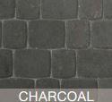 Expocrete Cobble Stone Charcoal