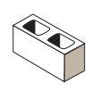 Expocrete Standard Concrete Block 15 cm / 150 mm