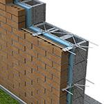 Blok-Lok 6/8 Hot Dip Ladder, 10' PC