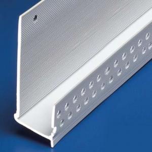 Plastic Components Starter Trac Drip Edge