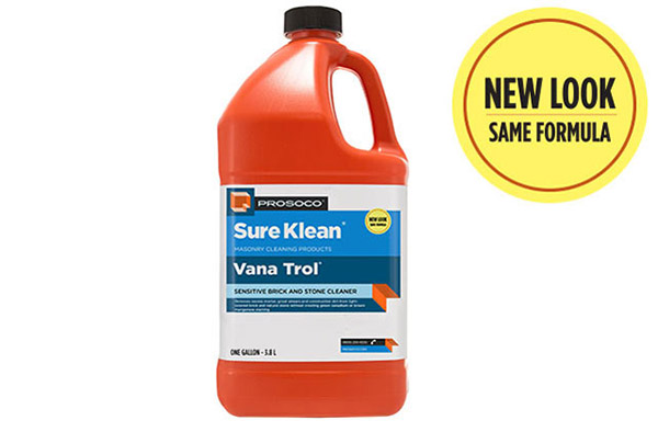 Prosoco Sure Klean Vana Trol, 5 Gallon