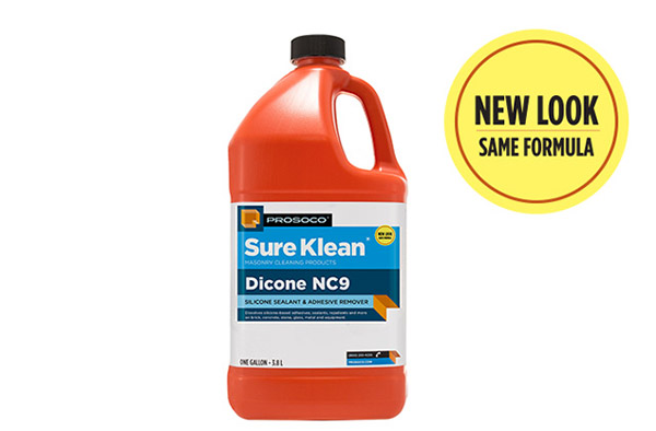 Prosoco Sure Klean Dicone NC9, 5 Gallon