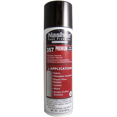 Nashua 357 Spray Adhesive 14oz