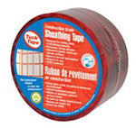 Cantech Sheathing Tape Red