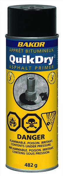Henry/Bakor 104-Q Quick Dry Asphalt Primer 482Gr/Can