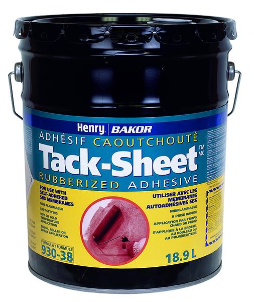 Henry Bakor 930 Tack Adhesive 18L