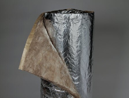 Johns Manville Microlite Duct Wrap FSK, Type 7, 2x48x75'