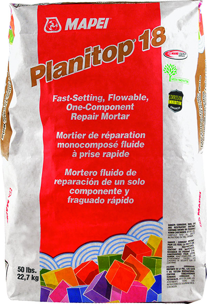 Mapei Planitop 18 Fast