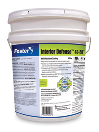 Fosters 40-50 Mold Resistant Coating  5 Gallon