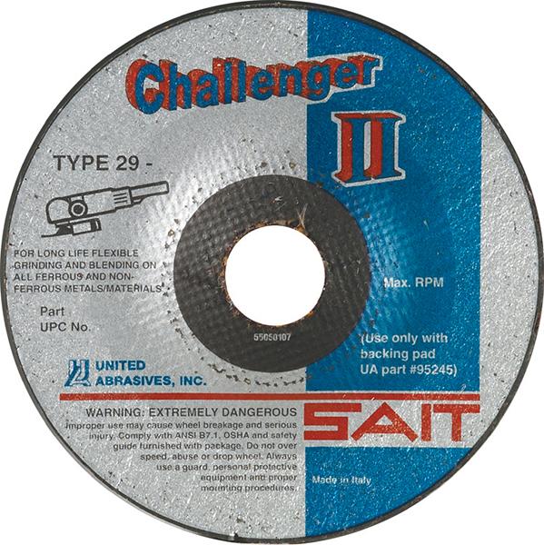 Blending Disc SS, 5x1/8x7/8, A36X