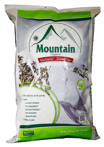 Organic Natural Ice Melter 44 Pounds